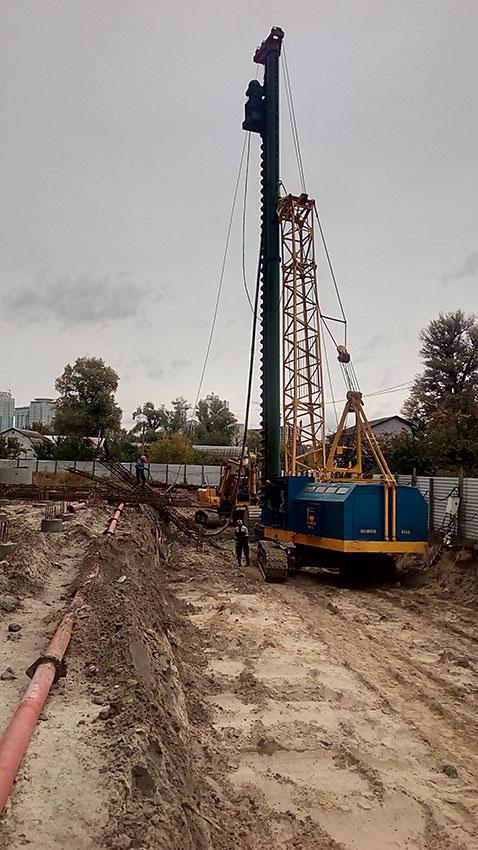 Строительство ЖК, 4, 5, 6 секции (фото 6)