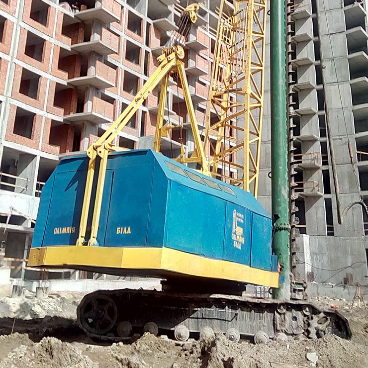 Строительство ЖК, 4, 5, 6 секции (превью)