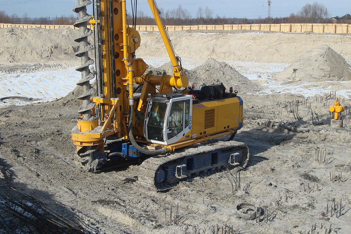 Строительство ЖК Милославский (фото 1)