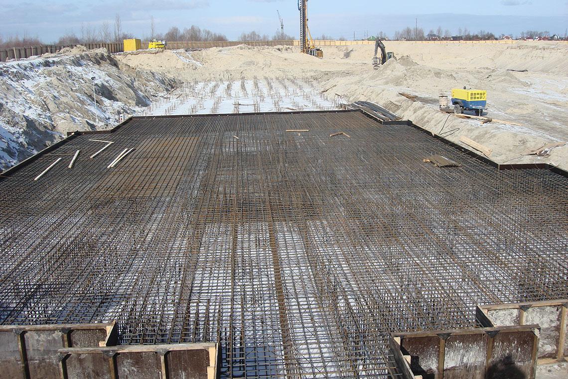 Строительство ЖК Милославский (фото 3)