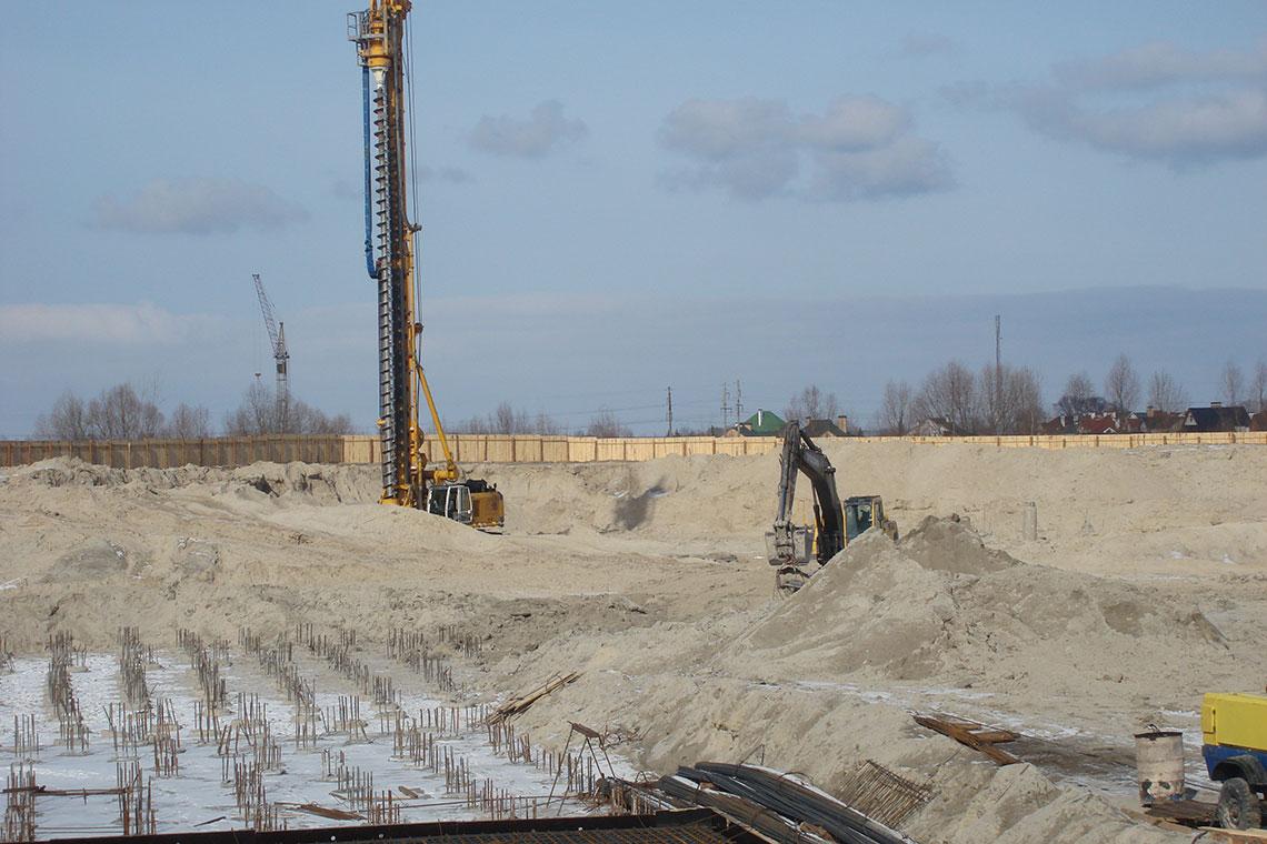Строительство ЖК Милославский (фото 4)