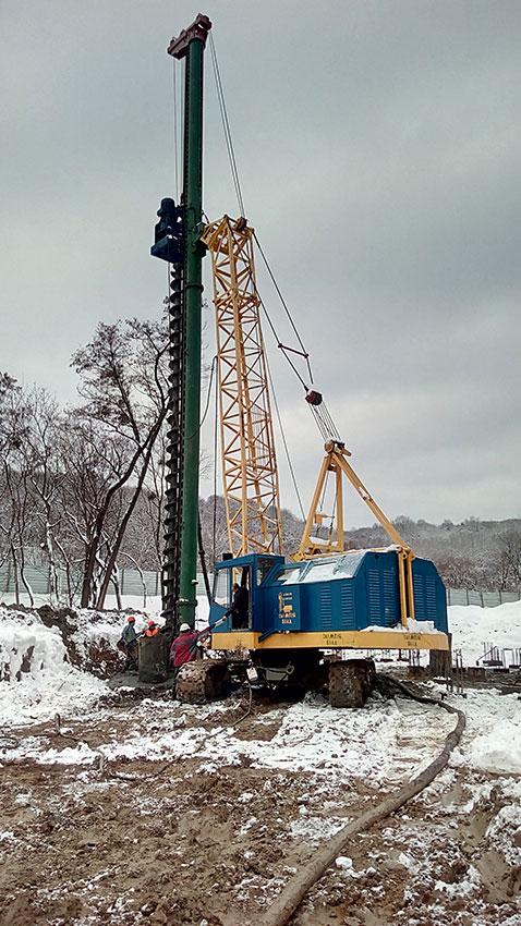 Строительство ЖК на Надднепрянском шоссе (фото 3)