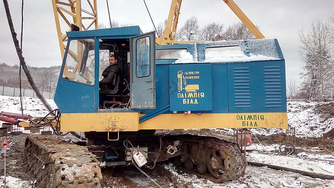Строительство ЖК на Надднепрянском шоссе (фото 4)