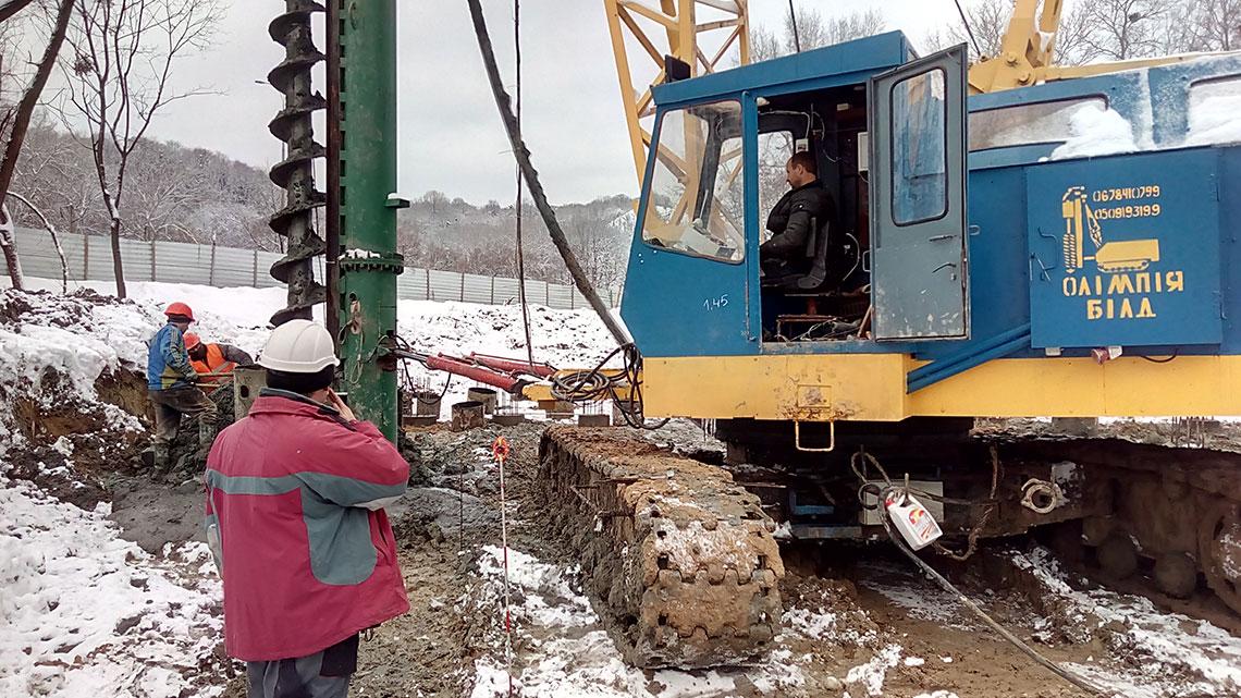 Строительство ЖК на Надднепрянском шоссе (фото 5)