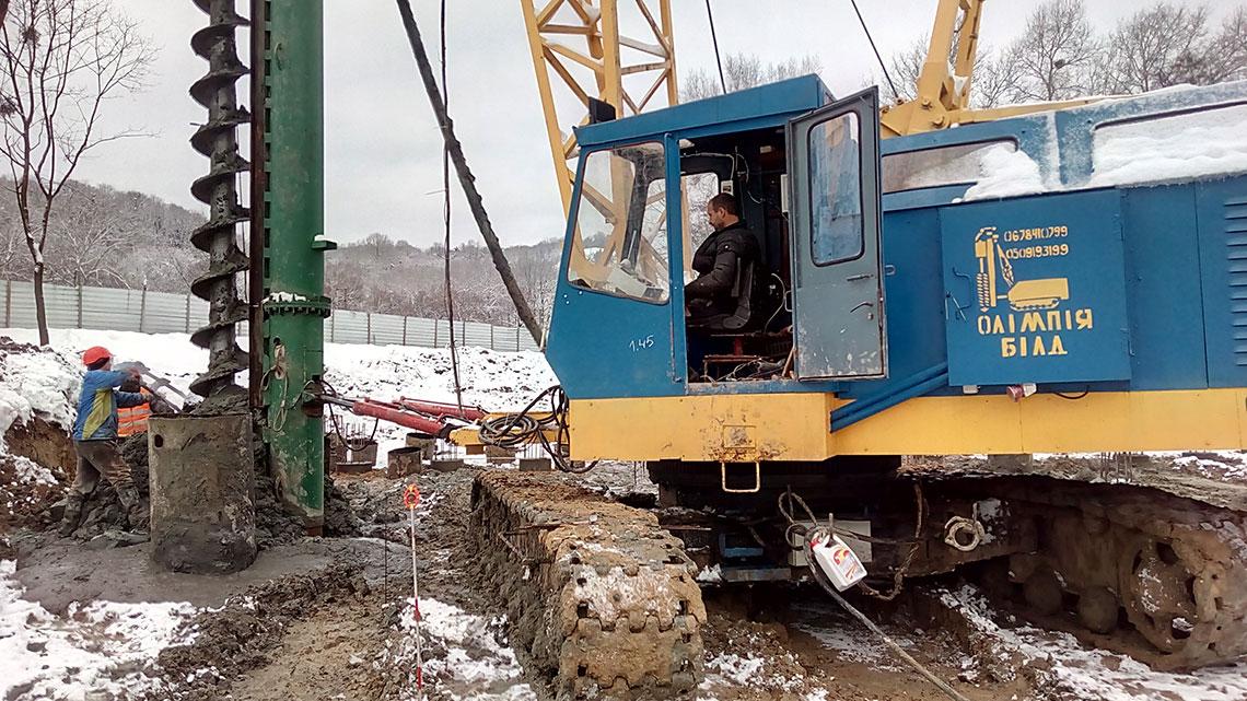 Строительство ЖК на Надднепрянском шоссе (фото 6)