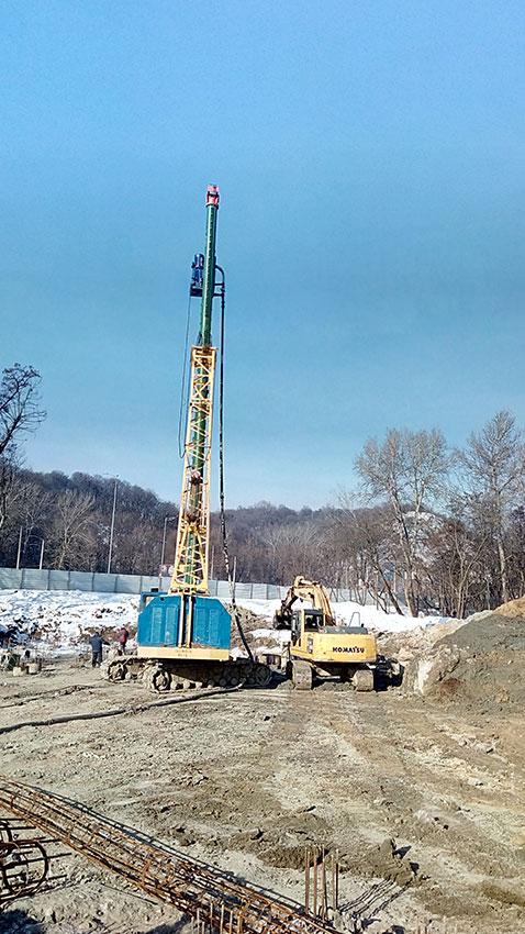 Строительство ЖК на Надднепрянском шоссе (фото 7)