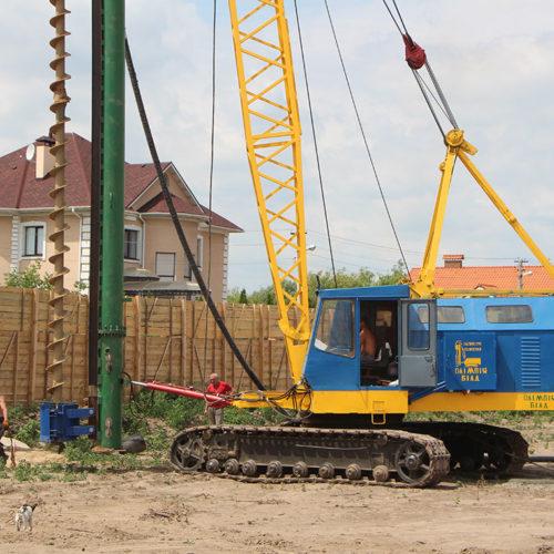 Строительство ЖК в пгт. Новоселки (превью)