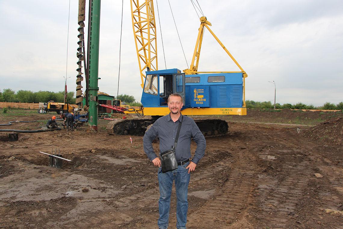 Строительство ЖК в пгт. Новоселки (фото 7)