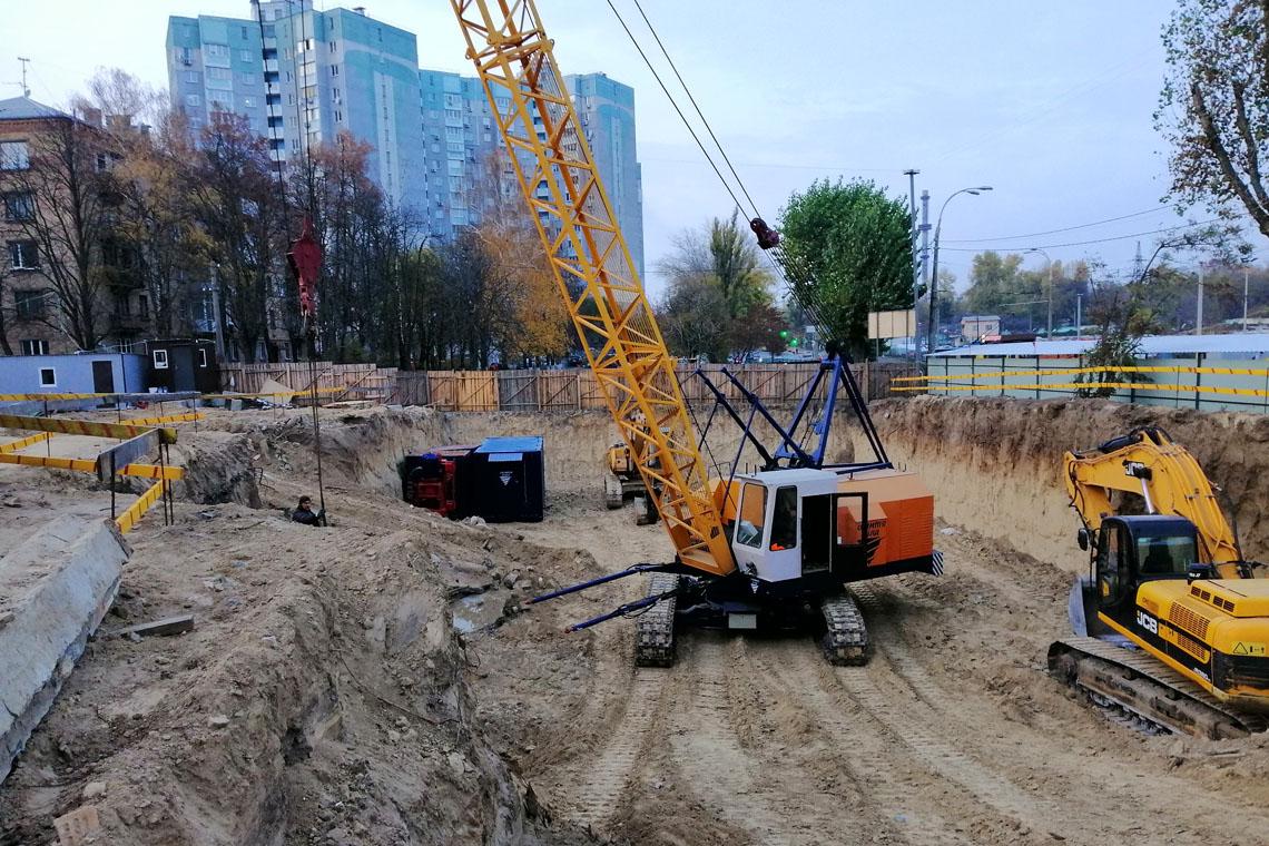Киев, проспект Науки, 58 - Строительство ЖК (фото 6)