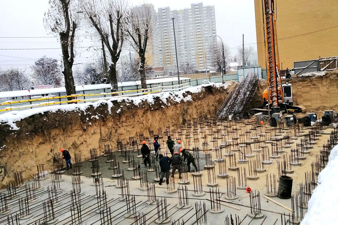 Киев, проспект Науки, 58 - Строительство ЖК (фото 2)