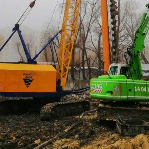 Строительство ЖК в ПГТ Чабаны фото 2